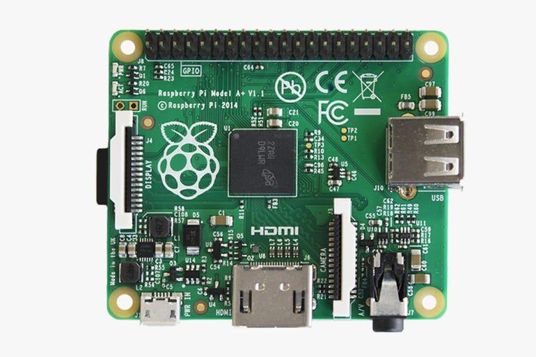 November 2014 - Raspberry Pi 1 Model A+