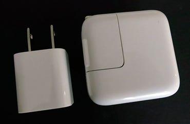 Apple 5W vs. 12W chargers - Jason O'Grady