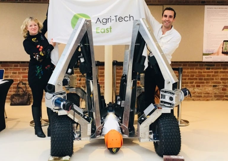 Agri-Tech East REAP Conference