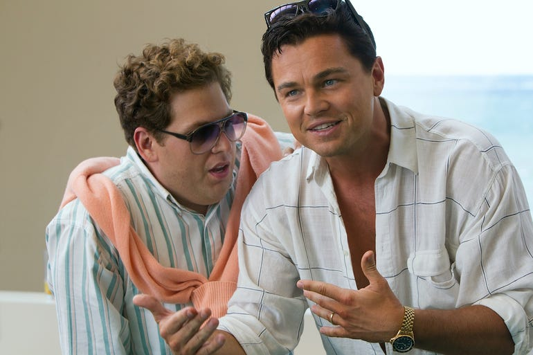 6. The Wolf of Wall Street