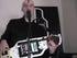 An iPad guitar
