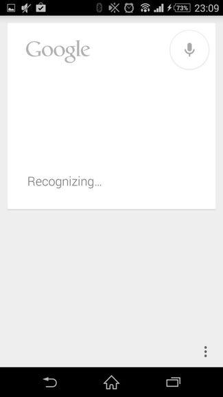 OK Siri should work like OK Google