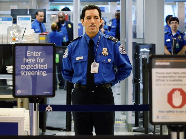 Leaked TSA documents reveal litany of airport's security lapses