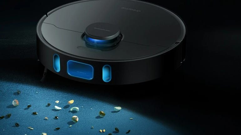 Dreame Bot L10 Pro robot vacuum review Two-in-one sweeping and mopping with Turbo power zdnet