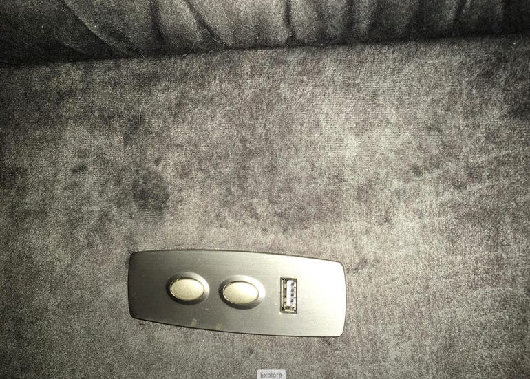 USB charger in couch - David Gewirtz