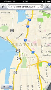 After six months, experiences start to show Apple Maps may be better than Google Maps