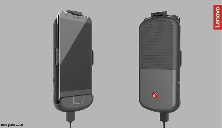 A closer look at Lenovo's Pocket Unit