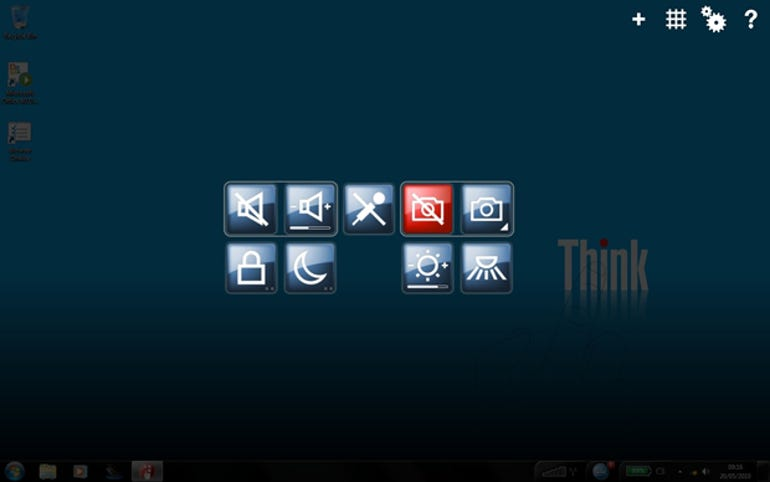SimpleTap for ThinkPad T410s touchscreen