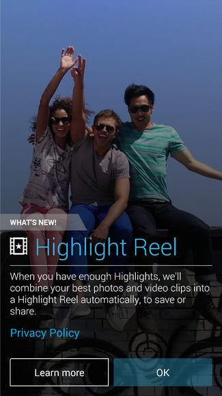 Highlight videos are provided on the Droid Turbo