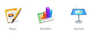 Here's what's new in iWork for OS X (Pages, Numbers and Keynote) - Jason O'Grady