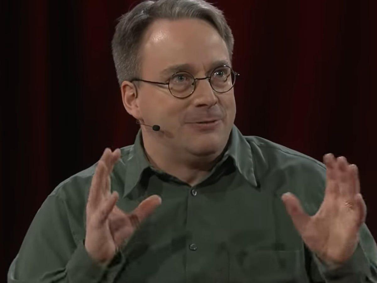 Linus Torvalds: