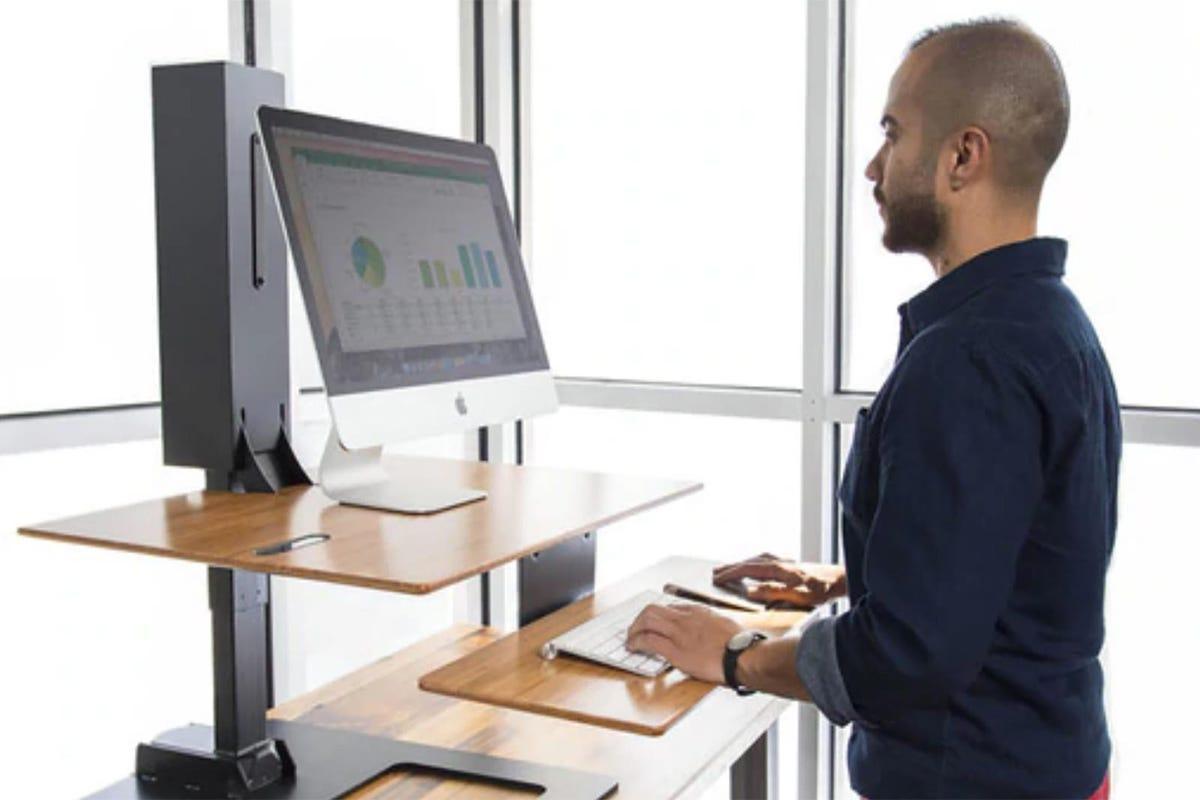 Best standing desks in 2020: Uplift, Jarvis, Vari, FlexiSpot, and more |  ZDNet
