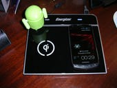 Hands-on with the Energizer Qi Inductive Charging Pad with the Droid Charge