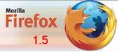 Firefox 1.5 logo