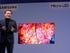 Samsung's 219-inch The Wall display