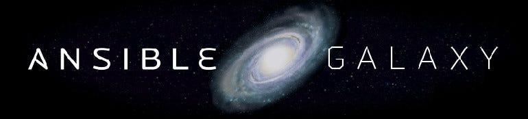 Ansible Galaxy logo