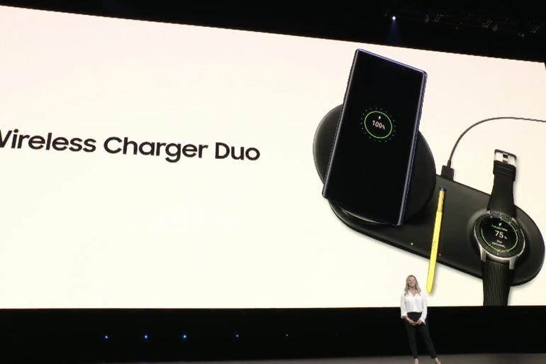 Wireless Charger Duo: No release date or price yet