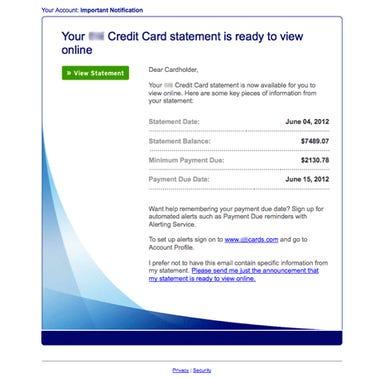 phishing example