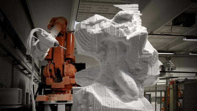ROUND 4: ROBOTS ARE ENABLING AN ARCHITECTURAL RENAISSANCE