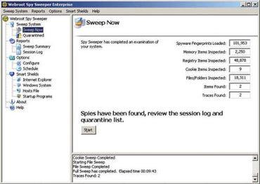 Webroot Enterprise Server
