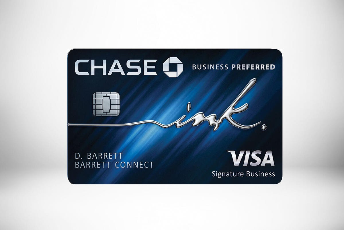 Chase Ink Business Preferred card review: Pros & cons ZDNet