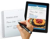 Livescribe 3 merges pen and iPad