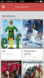 Google launches Google Play Movies & TV for iOS devices