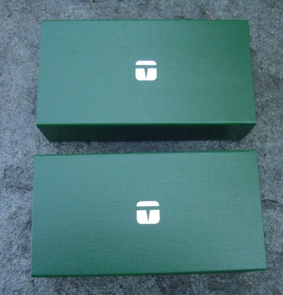 Classy Truffol retail packaging
