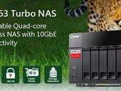 QNAP announces AMD-powered quad-core TS-563 NAS
