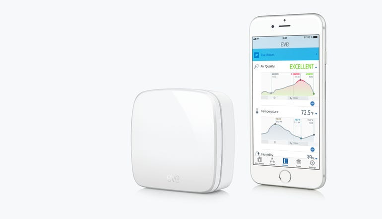 Elgato Eve Wireless Room Sensor