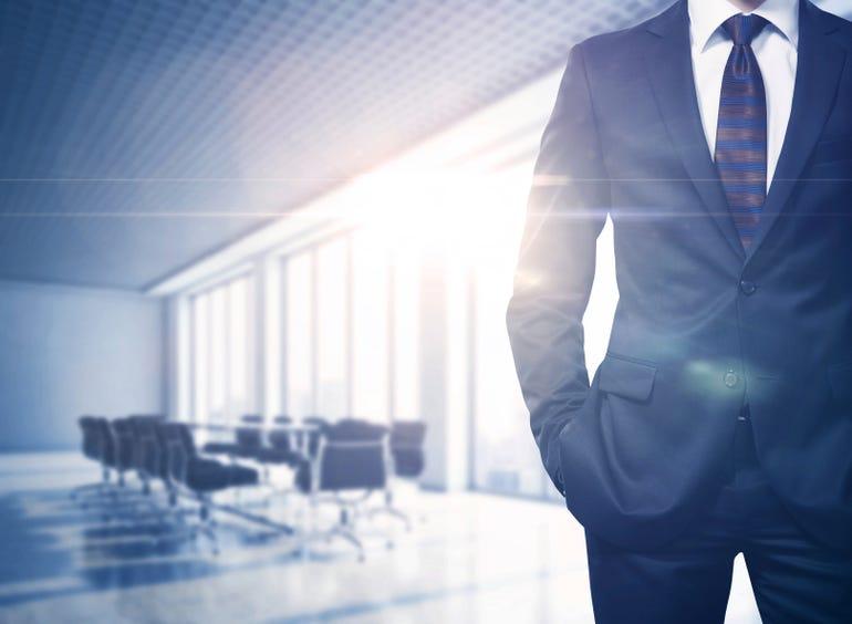 businessman boardroom
