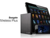CES 2013: Seagate Wireless Plus HDD fills in for the cloud for mobile users