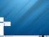 LXDE Desktop and Menu