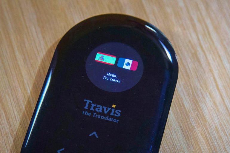 Travis the Translator - Tiernan Ray