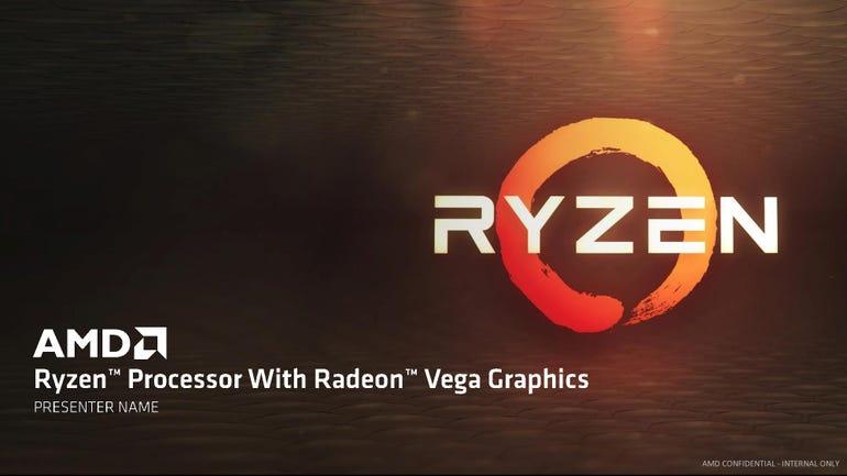 AMD Ryzen mobile processors