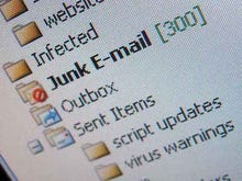 Spam email levels drop to lowest point in a decade
