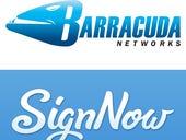 Barracuda acquires SignNow; cloud data storage