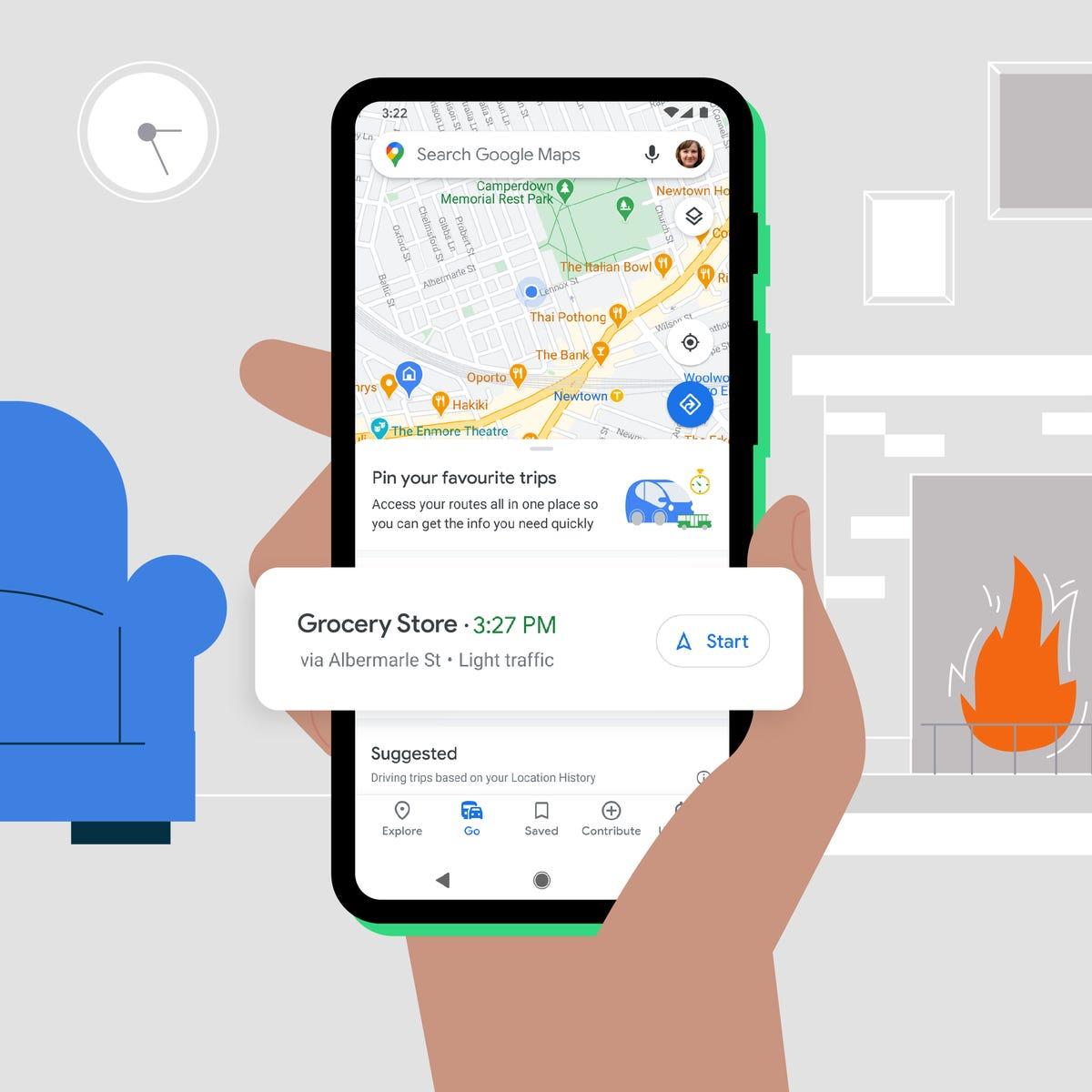 Noël avant l'heure: Google met à jour plusieurs applications Android (dont Gboard et Google Maps)