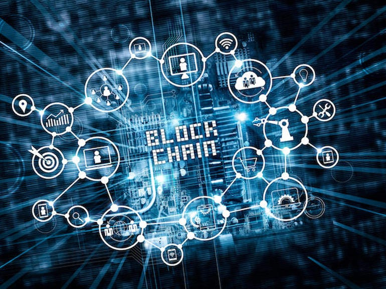China is leading global blockchain adoption for digital transformation | ZDNet