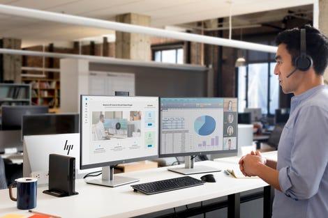 HP memperkenalkan alat TI baru untuk manajemen perangkat dan desktop virtual.
