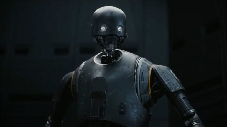 27. Rogue One: A Star Wars Story