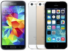 Samsung Galaxy S5 vs Apple iPhone 5s: Which has the edge on specs?