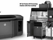 HP makes its enterprise 3D printer splash, available for preorder starting at $130,000