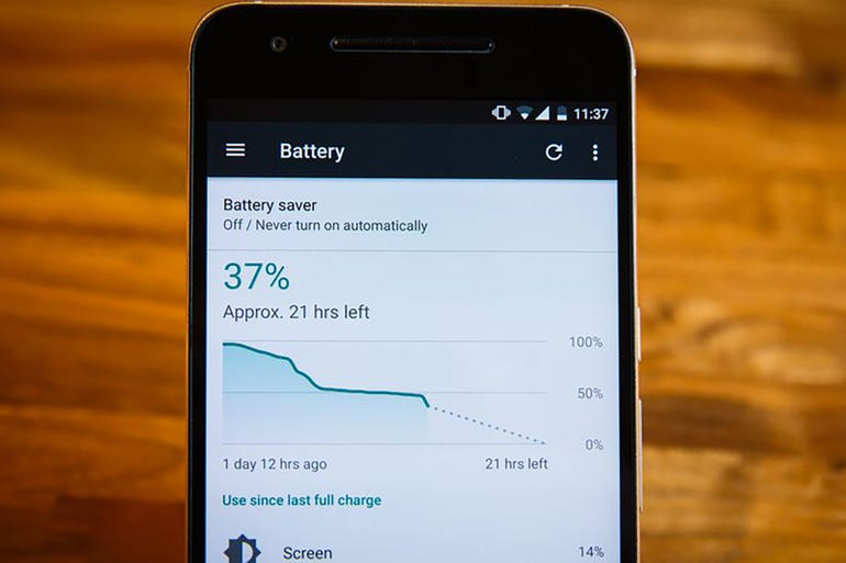 Android P - Power efficiency