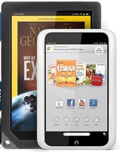 Barnes & Noble to stop manufacturing Nook Tablets, focused on eReaders
