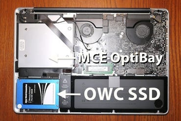 Two must-have MBP upgrades: SSD and OptiBay - Jason O'Grady