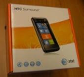 Image Gallery: HTC Surround retail box