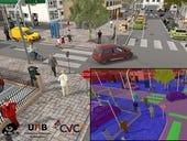 Back to self-driving school: The simulator teaching vehicle AIs road sense