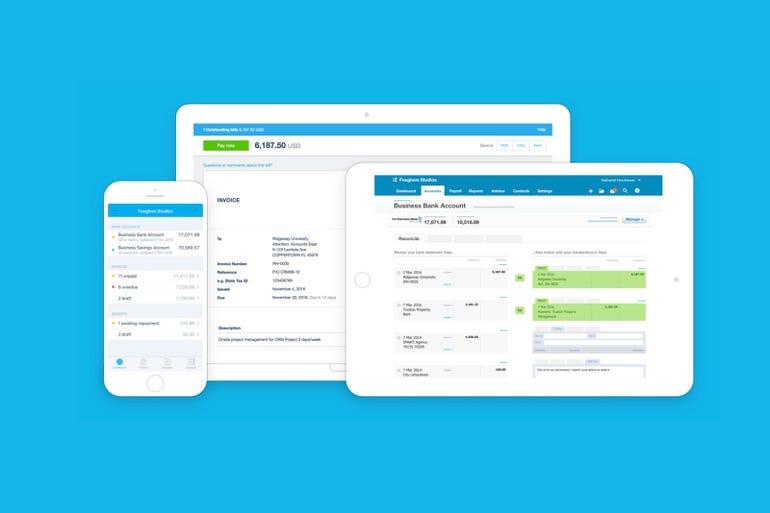 Xero - accounting alternative to QuickBooks