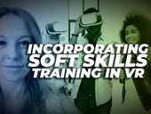 Incorporating soft skills training in VR